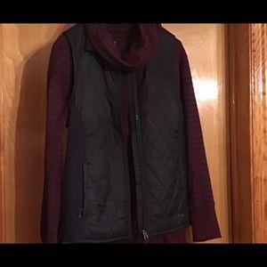 Women's Fleece Lined Fitness Vest!